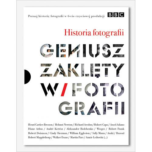Film: Geniusz zaklęty w fotografii. Historia fotografii.